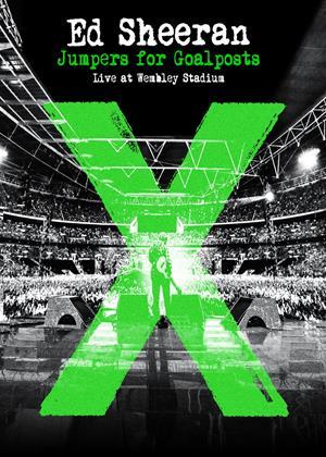 Rent Ed Sheeran: Jumpers for Goalposts: X Tour at Wembley Stadium Online DVD & Blu-ray Rental