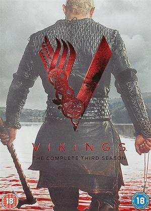Rent Vikings: Series 3 Online DVD Rental