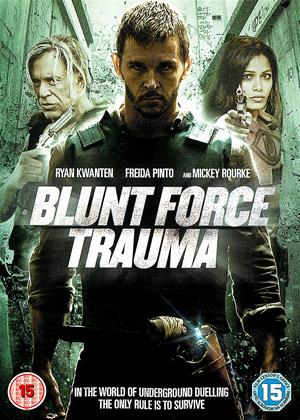 Rent Blunt Force Trauma Online DVD & Blu-ray Rental
