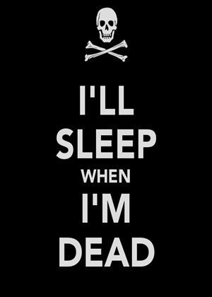 Rent I'll Sleep When I'm Dead Online DVD Rental