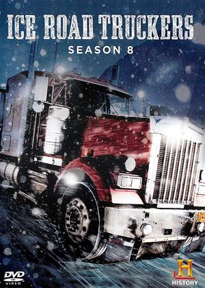 Rent Ice Road Truckers: Series 8 Online DVD Rental
