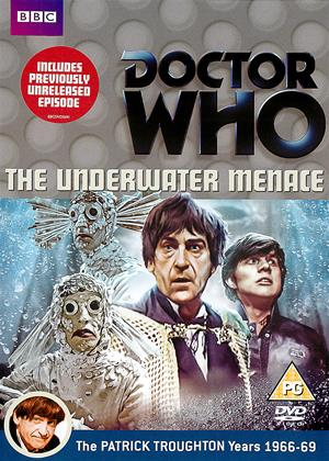 Rent Doctor Who: The Underwater Menace Online DVD & Blu-ray Rental