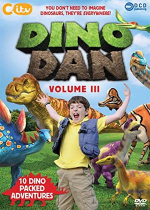 Rent Dino Dan: Vol.3 Online DVD Rental