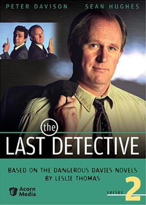 Rent The Last Detective: Series 2 Online DVD Rental