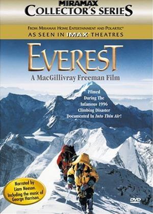 Rent Everest (aka Everest: IMAX) Online DVD Rental