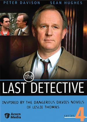 Rent The Last Detective: Series 4 Online DVD Rental