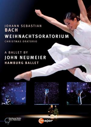 Rent Christmas Oratorio: Hamburg Ballet Online DVD Rental