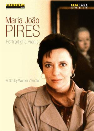 Rent Maria João Pires: Portrait of a Pianist Online DVD & Blu-ray Rental