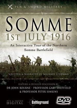 Rent Somme 1st July 1916: Northern Battlefield Online DVD Rental