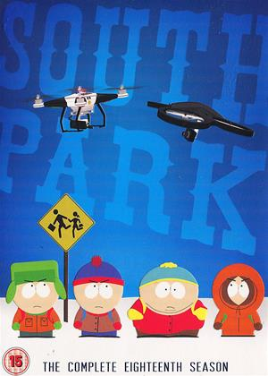Rent South Park: Series 18 Online DVD Rental