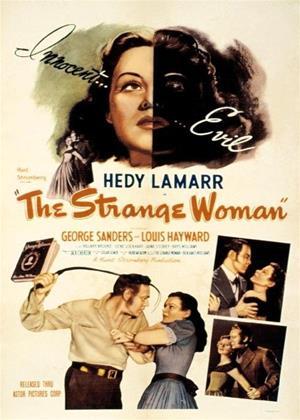 Rent The Strange Woman Online DVD Rental