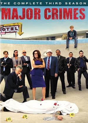 Rent Major Crimes: Series 3 Online DVD Rental