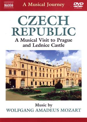 Rent A Musical Journey: Czech Republic: A Musical Visit to Prague and Lednice Castle Online DVD Rental