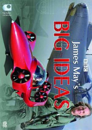 Rent James May: Big Ideas: Collection Online DVD Rental