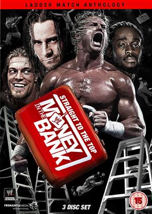 Rent WWE: Straight to the Top: The Money in the Bank Ladder Match Anthology Online DVD Rental