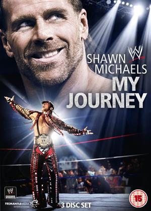 Rent WWE: Shawn Michaels: My Journey Online DVD Rental