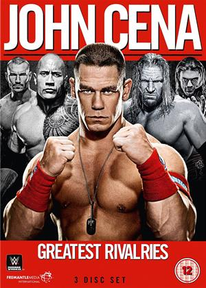 Rent WWE: John Cena's Greatest Rivalries Online DVD Rental