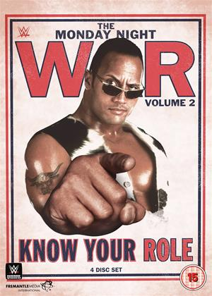 Rent WWE: Monday Night War: Know Your Role Online DVD Rental