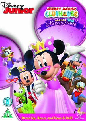 Rent Mickey Mouse Clubhouse: Minnie's Masquerade Online DVD Rental