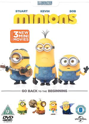Rent Minions Online DVD Rental