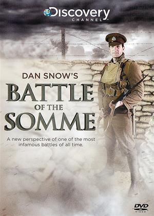 Rent Dan Snow's Battle of the Somme Online DVD & Blu-ray Rental