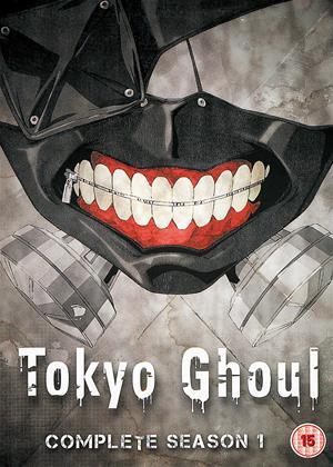 Rent Tokyo Ghoul: Series 1 Online DVD Rental