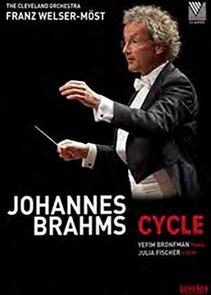 Rent Johannes Brahms: Cycle Online DVD Rental