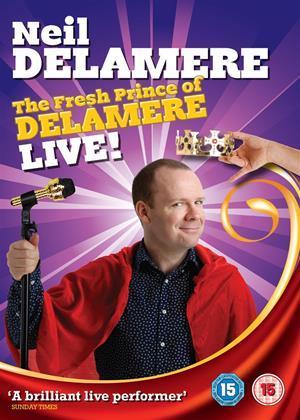 Rent Neil Delamere: The Fresh Prince of Delamere Online DVD Rental