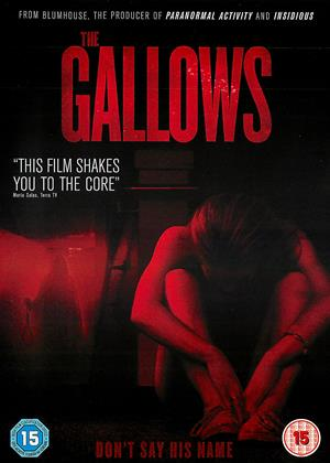 Rent The Gallows Online DVD Rental