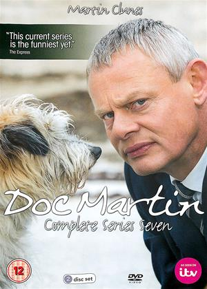 Rent Doc Martin: Series 7 Online DVD Rental