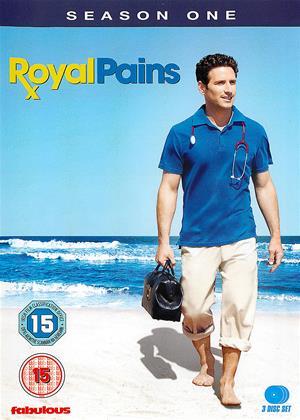 Rent Royal Pains: Series 1 Online DVD Rental