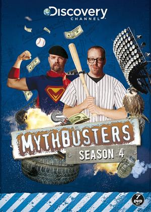 Rent MythBusters: Series 4 Online DVD Rental