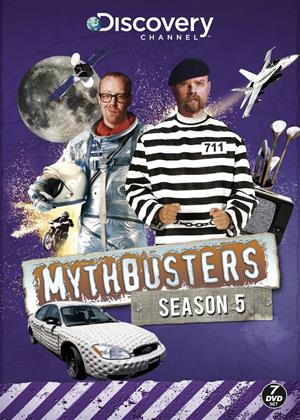 Rent MythBusters: Series 5 Online DVD Rental