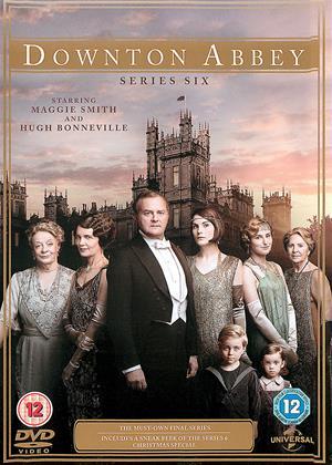 Rent Downton Abbey: Series 6 Online DVD & Blu-ray Rental
