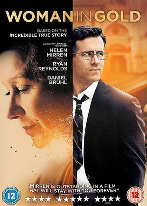 Woman in Gold Online DVD Rental
