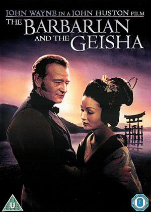 Rent The Barbarian and the Geisha Online DVD Rental