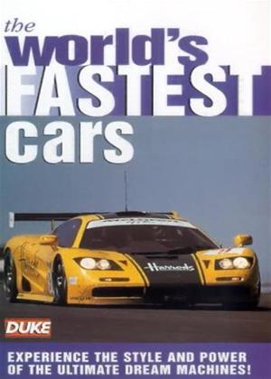 Rent World's Fastest Cars 1 Online DVD Rental