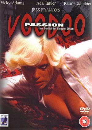 Rent Voodoo Passion (aka Der Ruf der blonden Göttin) Online DVD Rental