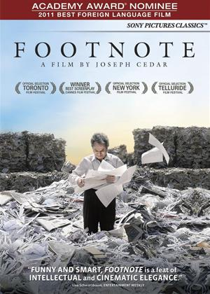 Rent Footnote (aka Hearat Shulayim) Online DVD Rental