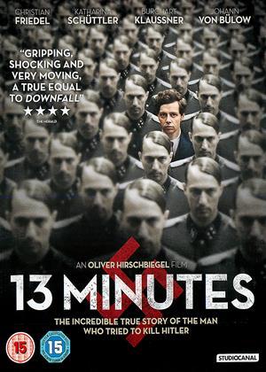 Rent 13 Minutes (aka Elser) Online DVD Rental
