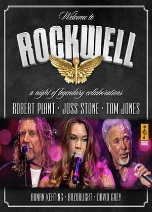 Rent Rockwell Online DVD Rental
