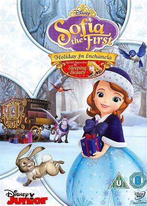 Rent Sofia the First: Holiday in Enchancia Online DVD Rental