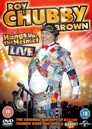 Rent Roy Chubby Brown: Hangs Up His Helmet: Live Online DVD Rental