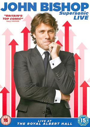 Rent John Bishop: Supersonic: Live at the Royal Albert Hall Online DVD & Blu-ray Rental