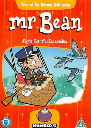 Rent Mr Bean: The Animated Series: Vol.5 Online DVD Rental