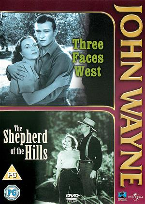 Rent Three Faces West / The Shepherd of the Hills Online DVD Rental