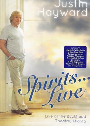 Rent Justin Hayward: Spirits: Live at the Buckhead Theatre, Atlanta Online DVD Rental