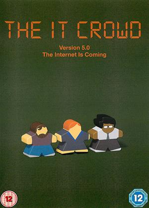 Rent The IT Crowd: Series 5 Online DVD Rental