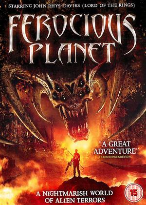 Rent Ferocious Planet (aka Star Gate) Online DVD Rental