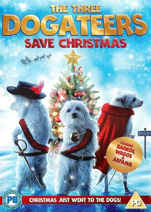 Rent The Three Dogateers Save Christmas (aka The Three Dogateers) Online DVD Rental